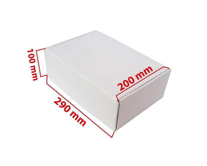 Autoarmable BLANCA e-commerce M 290x200x100