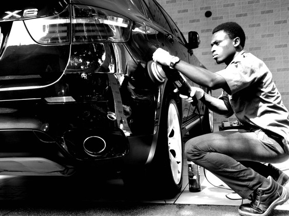 Lustrage BMW X6