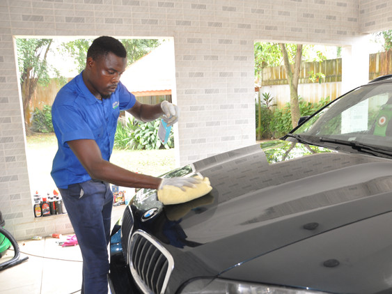 Inspection finale BMW X6