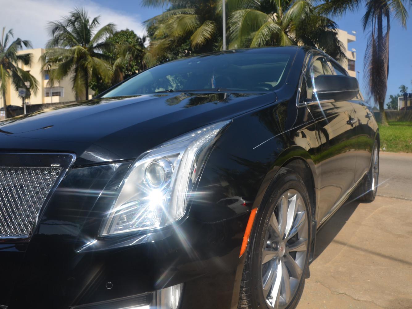 Formule Elégance - Cadillac CTS