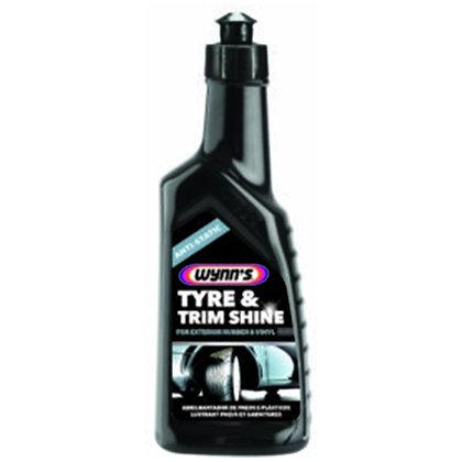 Wynn's Tyre & Trim Shine