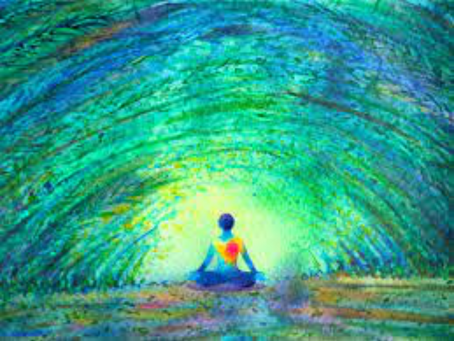 Love Light Healing - September tips and events