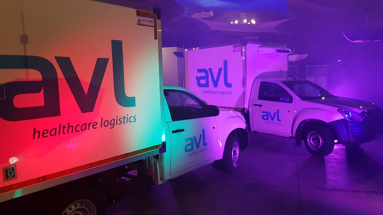AVD Truck Launch