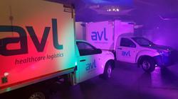 AVD Truck Launch