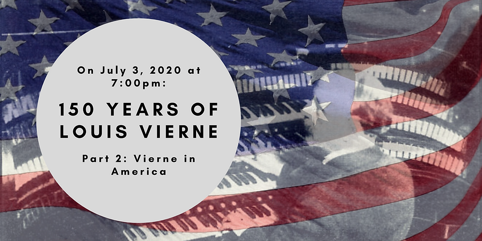 150 Years of Vierne, Part 2: Vierne in America