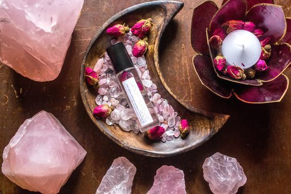 Rose Quartz Stone Massage
