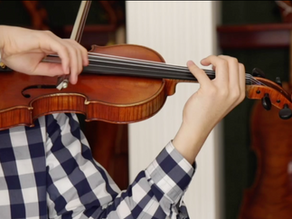 5 tips to improve your daily violin practice by Professor Rodney Friend