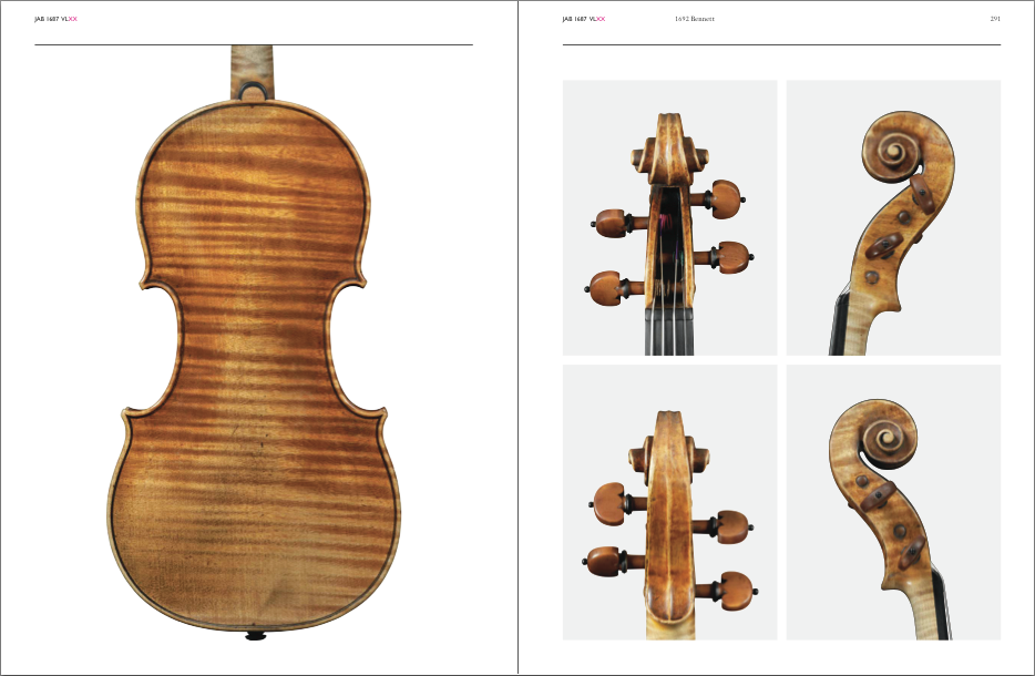 Featured Instrument page