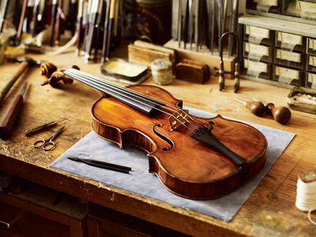 The Preservation of Antonio Stradivari's instruments