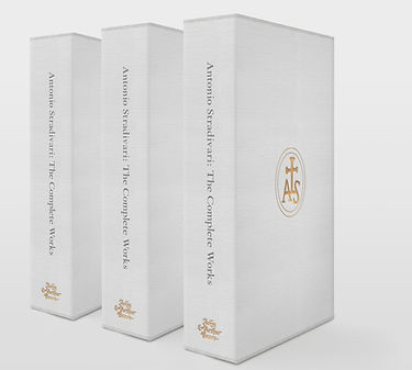 Antonio Stradivari The Complete Works.jp