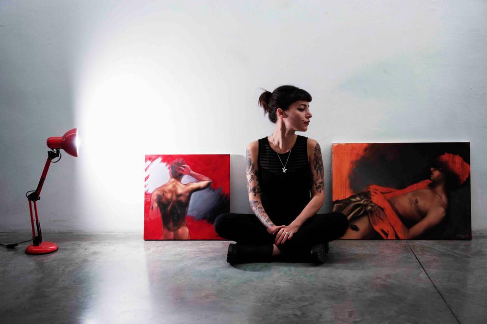 Yasmine Elgamal, uno sguardo al suo lavoro