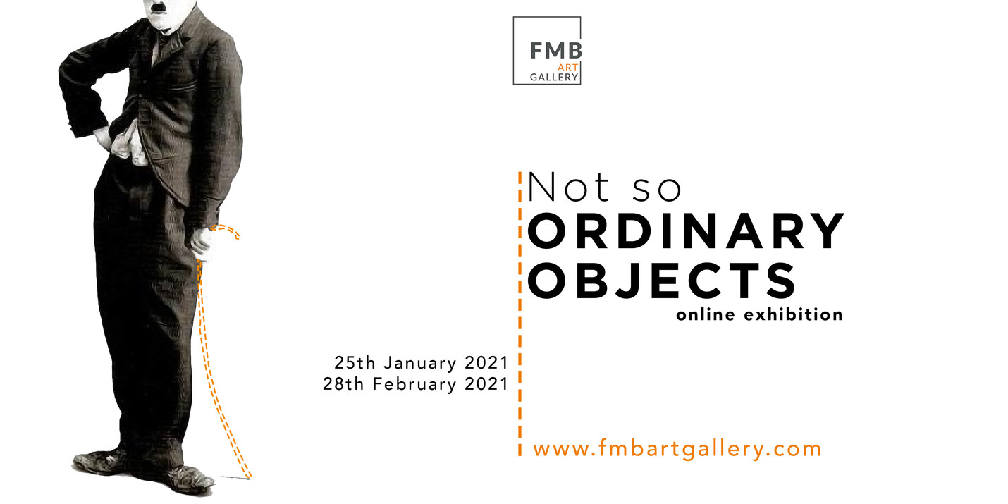 Not so Ordinary Objects, goodbye and see you soon!