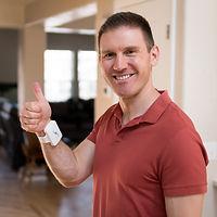 testimonial cooling cuff cooling wrist
