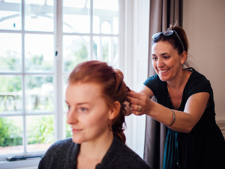 What to expect at your bridal hair and makeup trial
