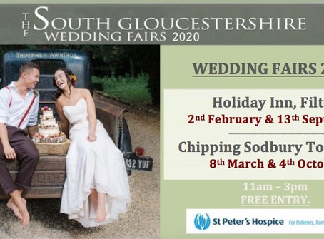 The Best Wedding Fairs South West & South Wales UK 2020