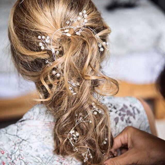 hair vine bridal hair accessory