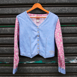 Vintage Shirt – Buffalo de France - 90's -