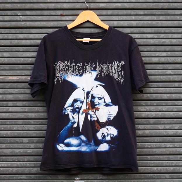 Vintage T-shirt - Cradle of Filth - F**k your God - 2011