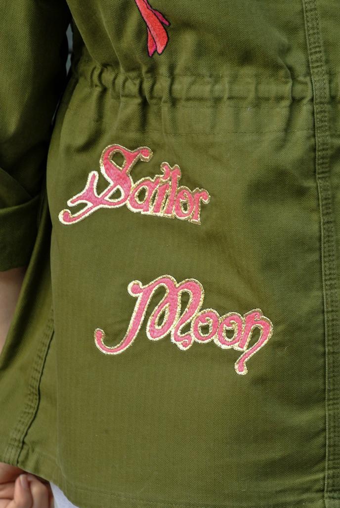 """Sailor Moon""Jacket"