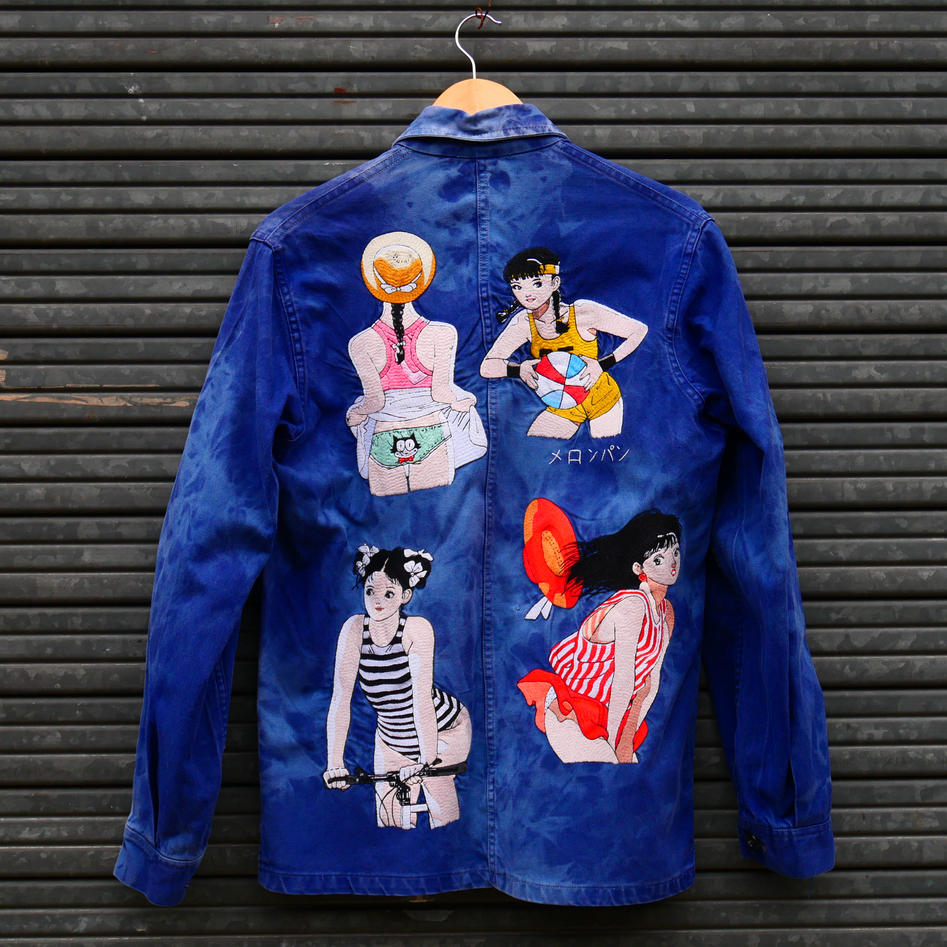« Egushi Hisashi » Jacket