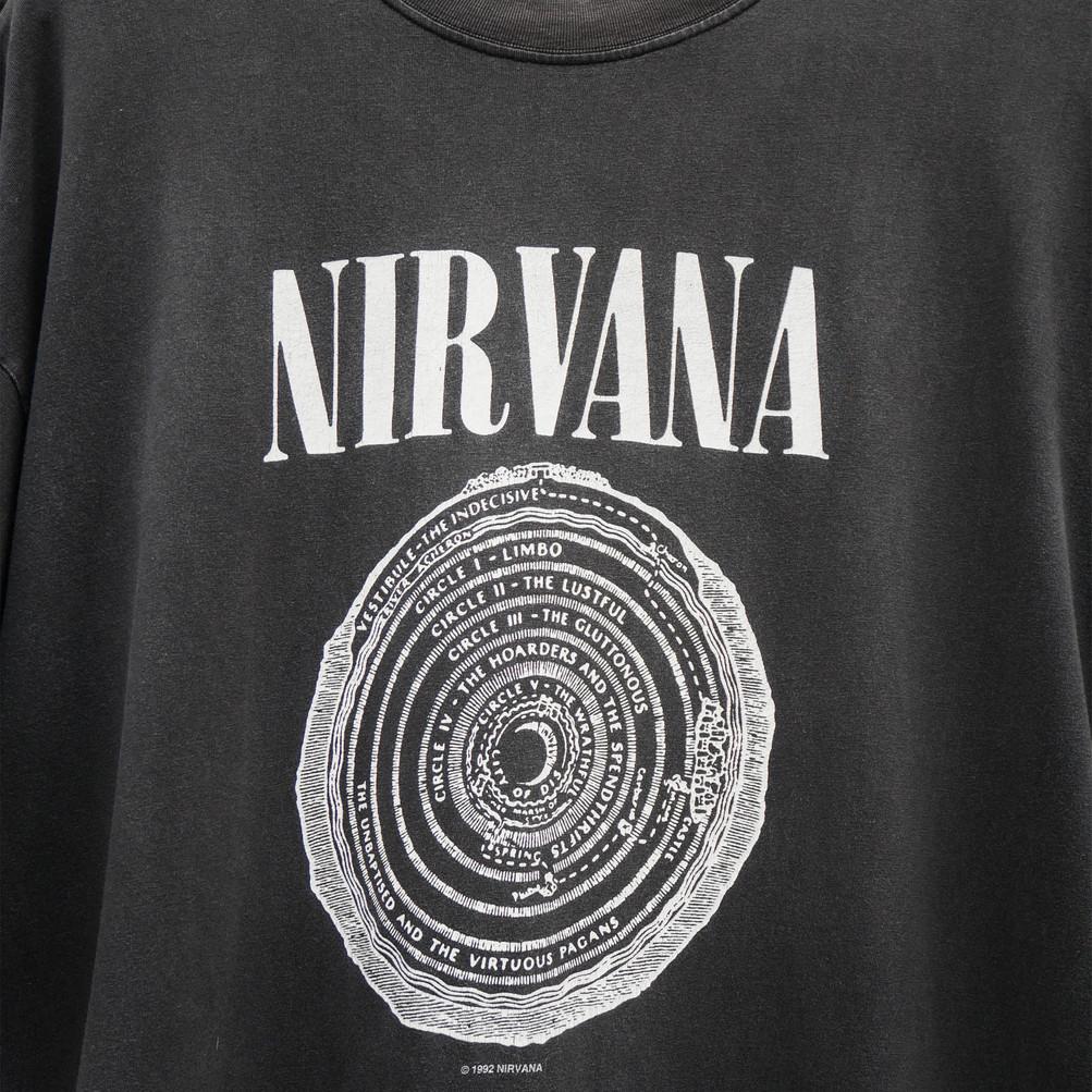 Vintage T-shirt Nirvana- Vestibule- 1992