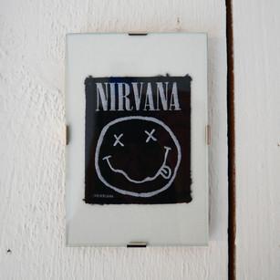 Nirvana Patch - Smiley – 1993