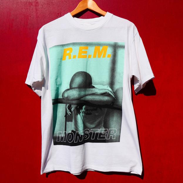 Vintage T-shirt - R.E.M - Monster – 1995