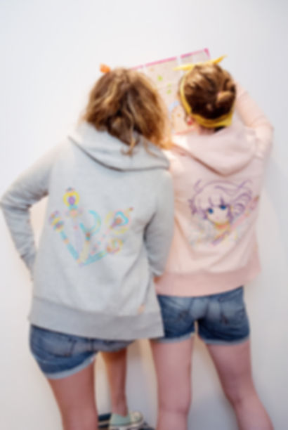 embroidered hoodies, mode, fashion, vêtement, embroidered sweatshirt, embroidered tshirt, kawaii, manga, geek, sailor moon, sportswear, kawaii sportswear, japan, sweat brodé, broderie sur sweet, vêtement vintage, vintage clothing