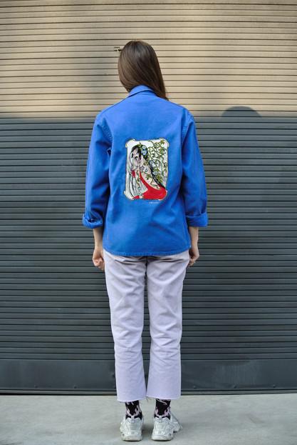 """""""xxxHolic"""" Jacket"""