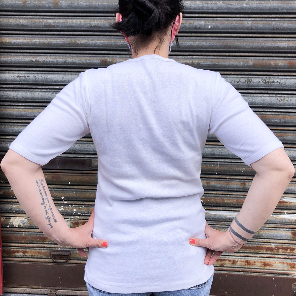 "T-shirt ""20 Km Paris"""