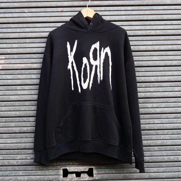 Vintage Hoodie - Korn - Late 90s