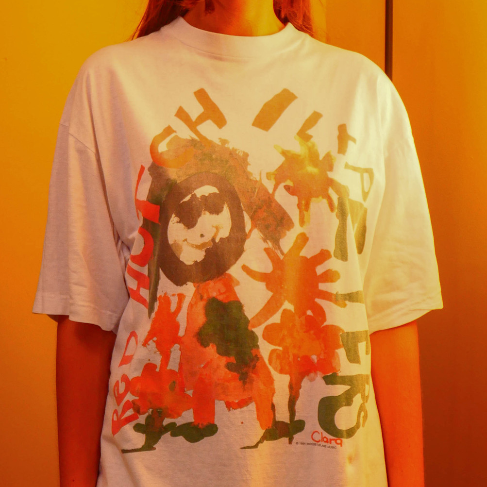 Vintage T-shirt Red Hot Chili Peppers - Clara - 1994