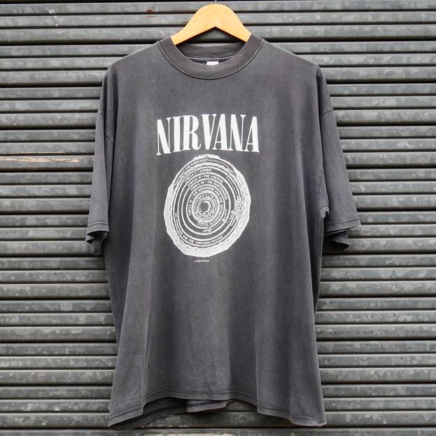 Vintage T-shirt - Nirvana - Vestibule - 1992