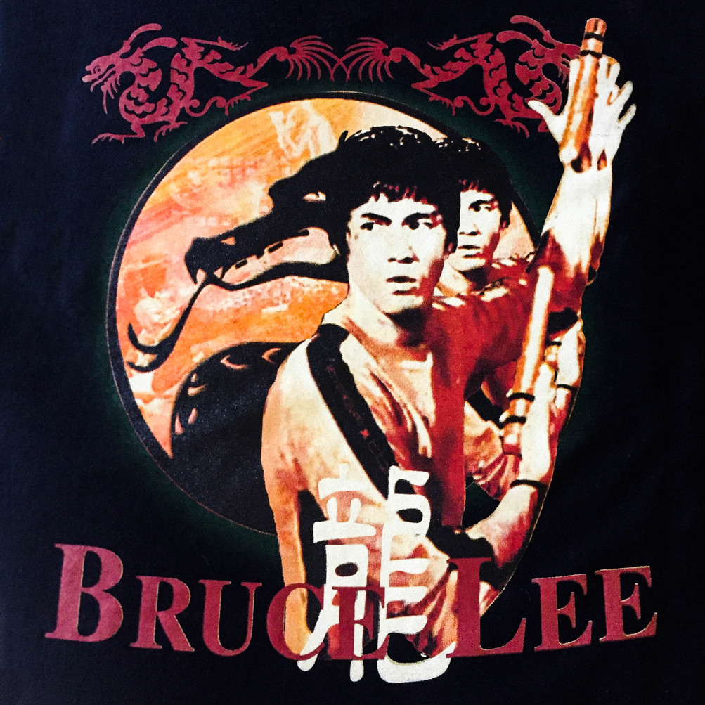 Vintage T-shirt Bruce Lee - Early 2000