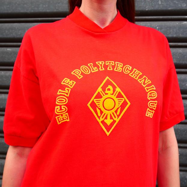Vintage T-shirt - Ecole Polytechnique