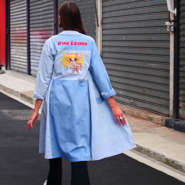 « Candy Candy - Gang Leader » Jacket