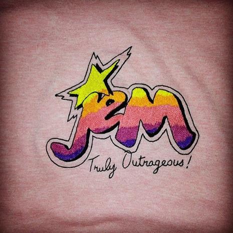 """""""Jem"""" Kawaii T-shirt - Pain Melon"""