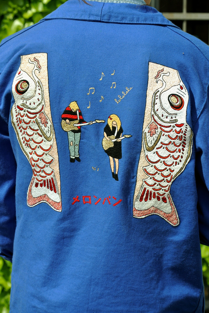 """Rock n' Fish"" Jacket"