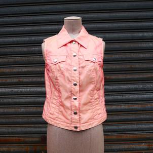 Vintage Sleeveless Jacket – Iceberg Jeans - 90's-