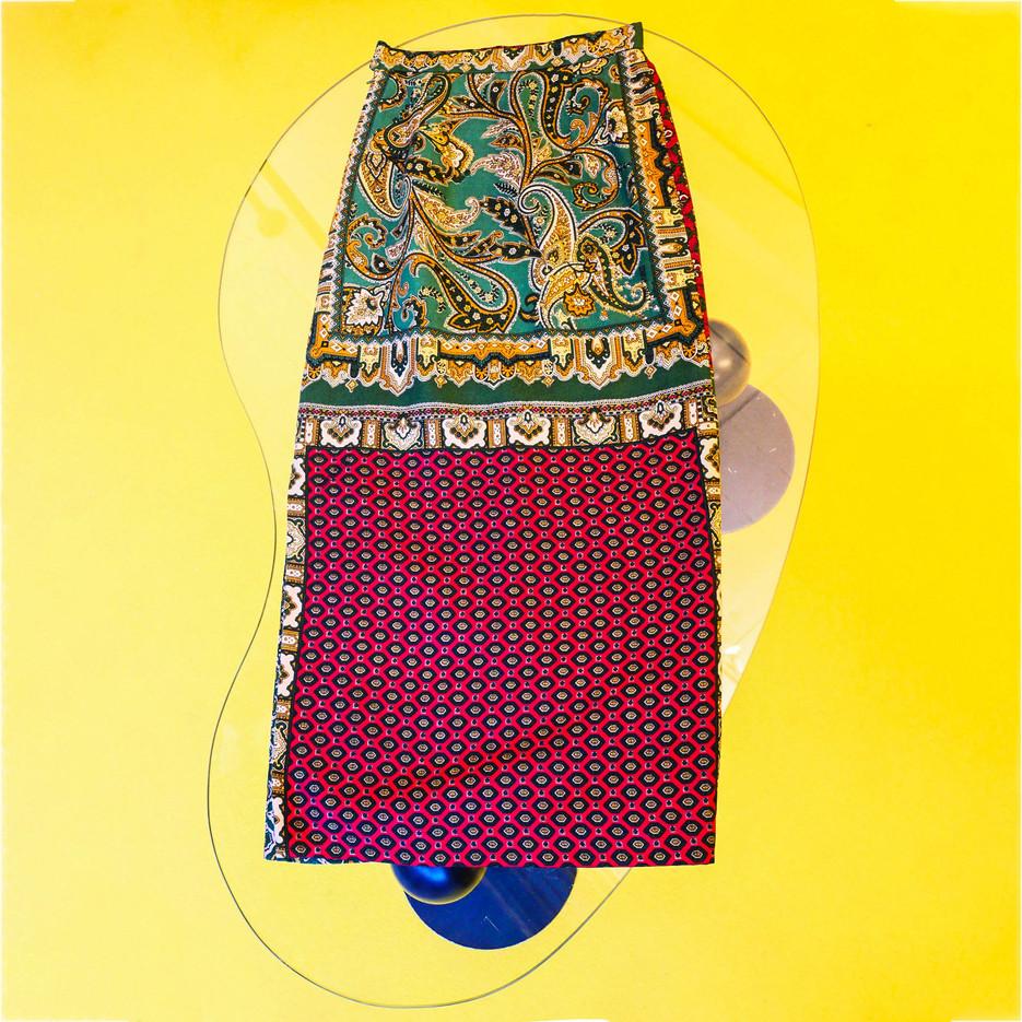 Vintage Skirt : Yuki Torii