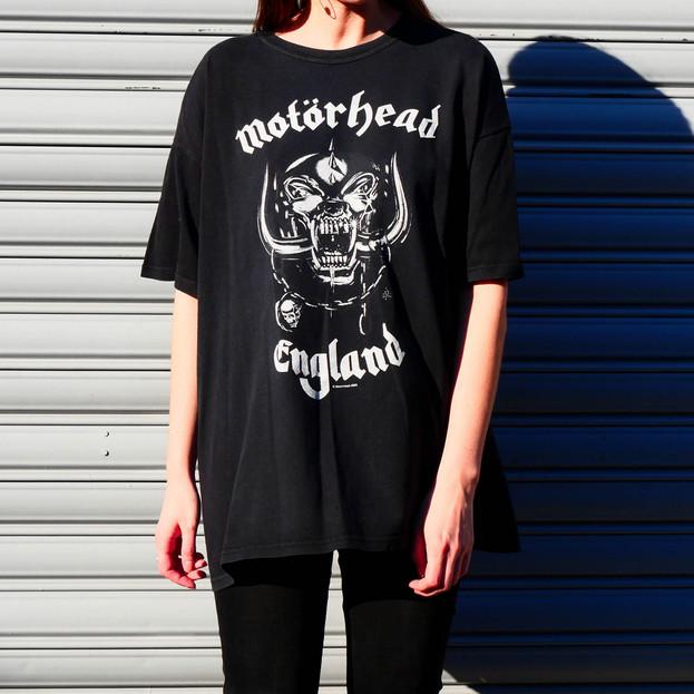 """Vintage T-shirt """"Motorhead"""""""