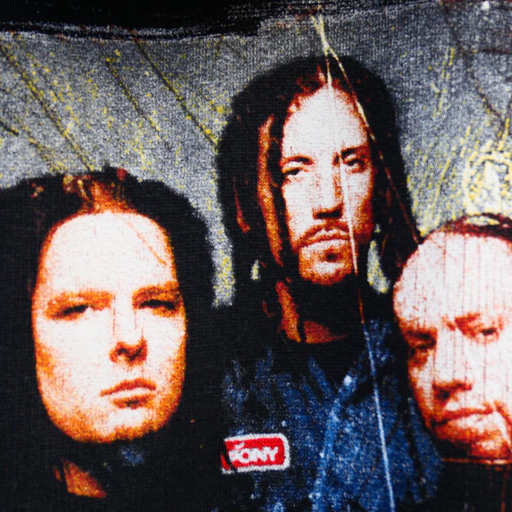 """Vintage Hoodie """"Korn"""" Late 90's"""