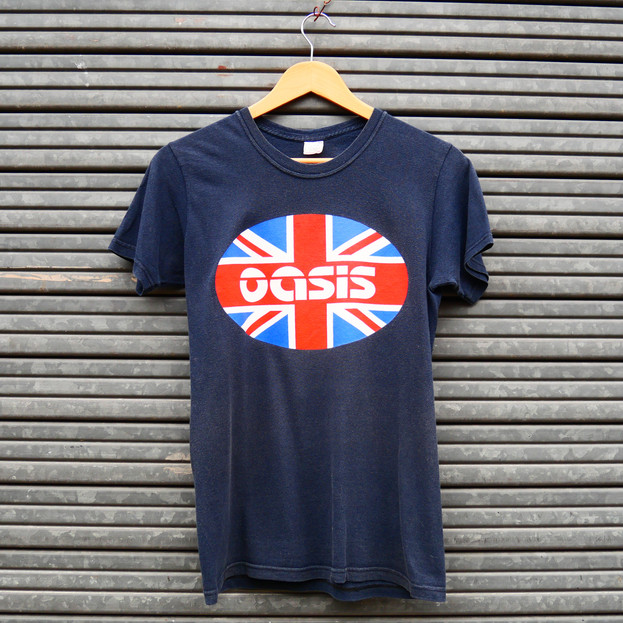 Vintage T-shirt - Oasis (Early 2000's)