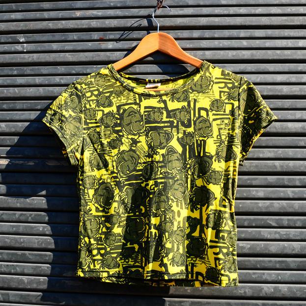Vintage T-shirt - Tank Girl - 1995