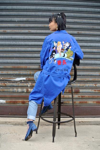 """""""Bosozoku Jacket n°1"""""""
