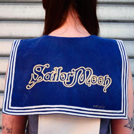"""Sailor Moon"" collar"
