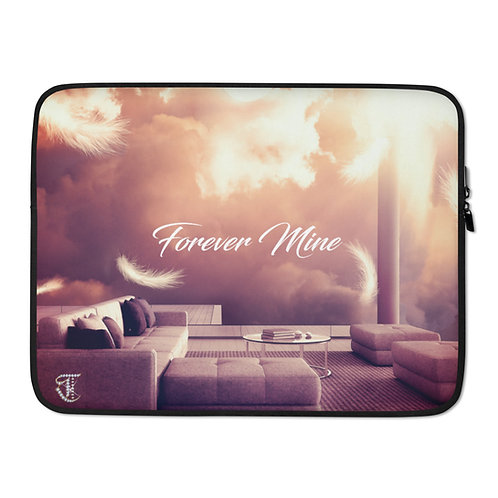 Forever Mine 15 inch Laptop Sleeve