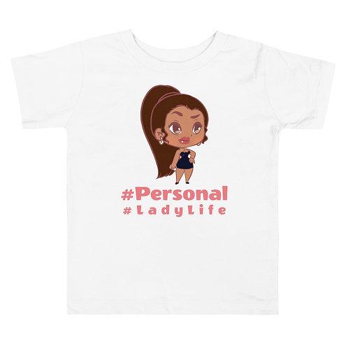 Girl Toddler Short Sleeve Tee