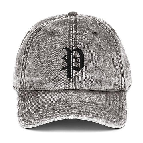 Vintage P (Personal) Cap