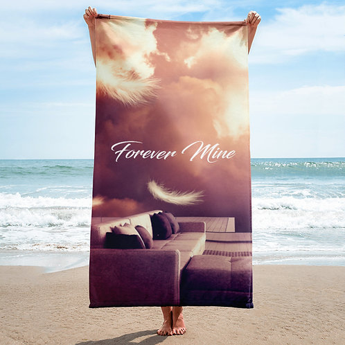 Forever Mine Luxury Towel